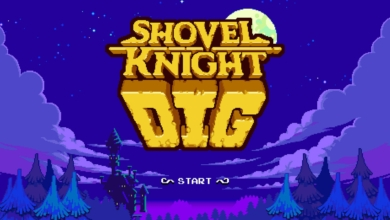 Photo of Shovel Knight Returns for Shovel Knight Dig, a Yacht Club/Nitrome Collab