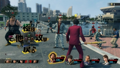 Photo of Yakuza 7 Upends Series Norms with Turn-Based Combat
