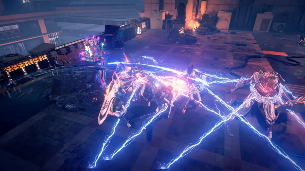 Astral Chain Review