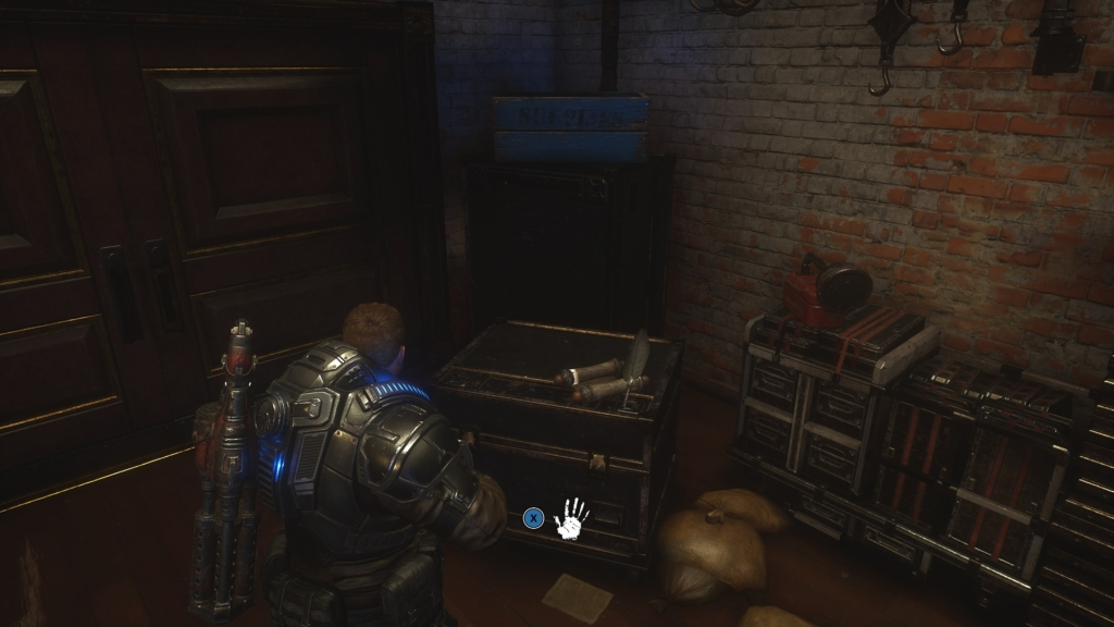Gears 5 Act 1 Collectibles