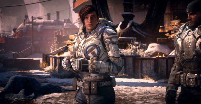 Gears 5 Act 3 Items
