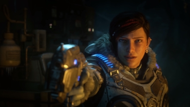 Gears 5 Act 4 Collectibles