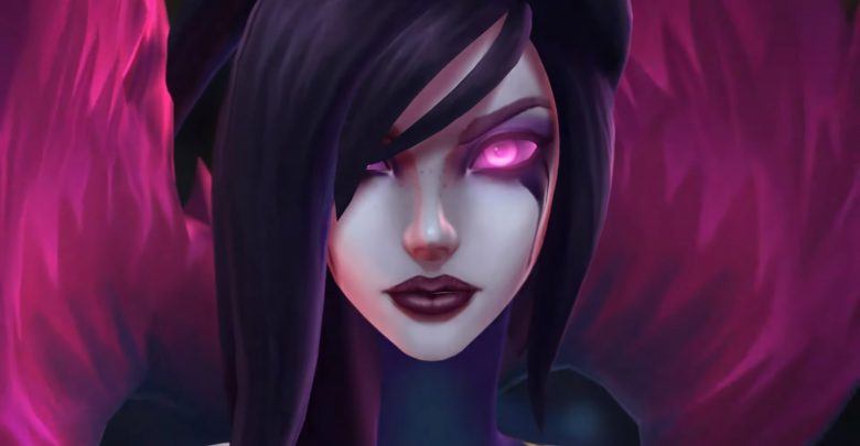 League of Legends Morgana
