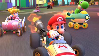 Photo of Mario Kart Tour Characters List – All Available Drivers, Karts, and Gliders