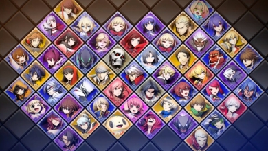 Photo of BlazBlue: Cross Tag Battle Update Brings Nine New Characters in November