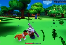 Photo of Cube World Launches on Steam Monday, Sept. 30