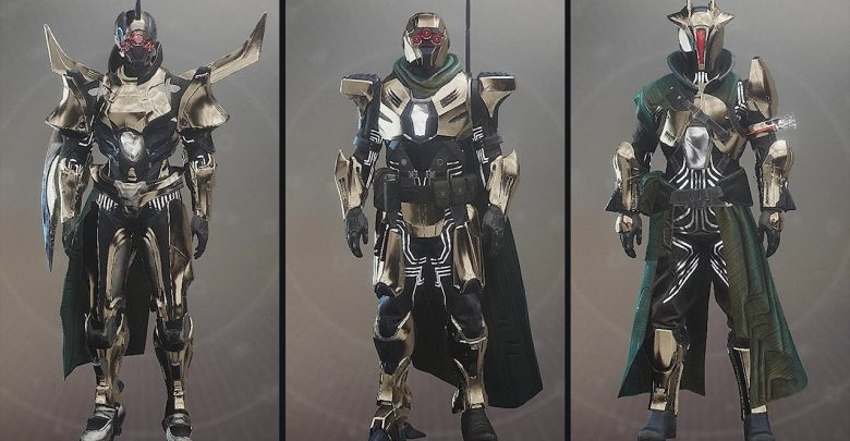 Yo Check out These New Destiny 2 Armor Sets (And Balance