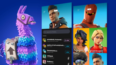 Photo of Fortnite Mobile Introduces Party Hub Voice Chat Feature