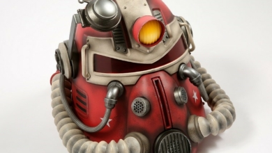 Photo of Fallout 76 Curse Strikes Again with Power Armor Helmet Mold Recall