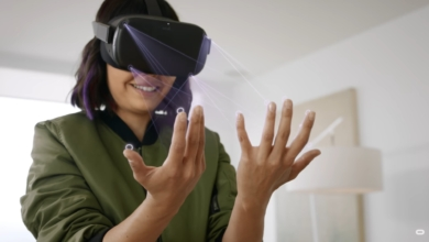 Photo of Hand Tracking and Full PC Game Support Coming to Oculus Quest