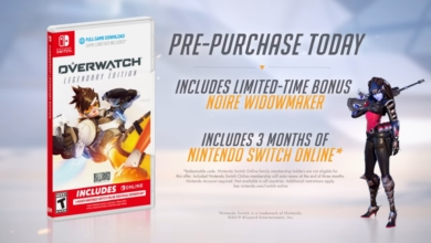 Photo of Blizzard's Overwatch Hits Nintendo Switch October 15