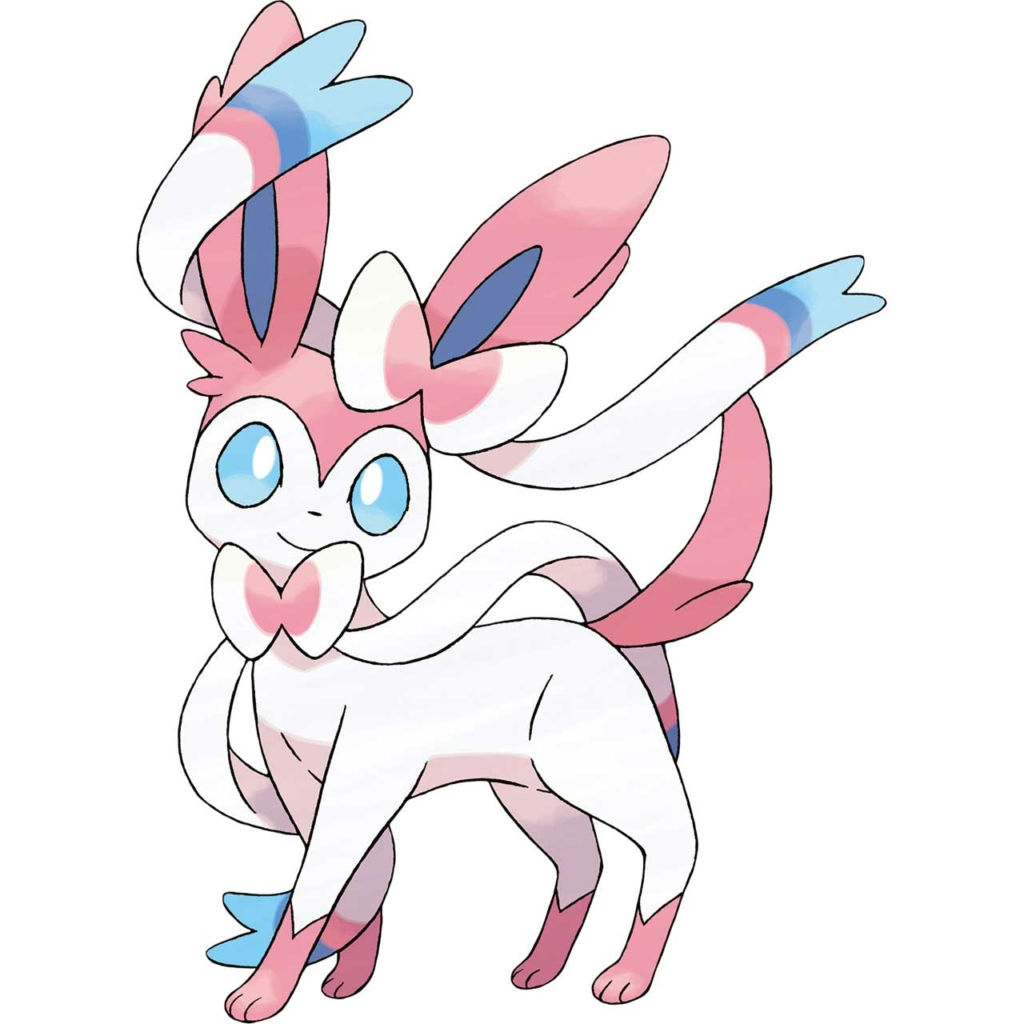 Sylveon Pokemon GO