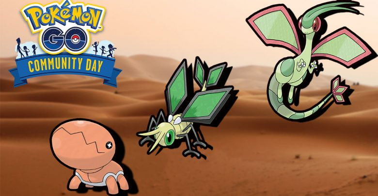 Pokemon GO Trapinch community day
