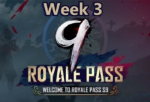 Photo of PUBG Mobile Royale Pass 9 Week 3 Mission Guide