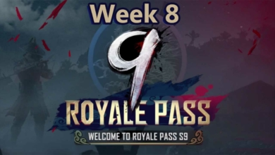 Photo of PUBG Mobile Royale Pass 9 Week 8 Mission Guide