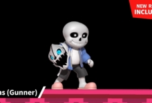 Photo of They Did It, They Put Sans Undertale in Smash Ultimate