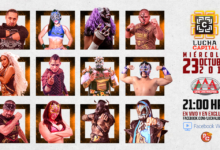 Photo of Pro Wrestling Streaming Schedule for the Week of 10/21/19