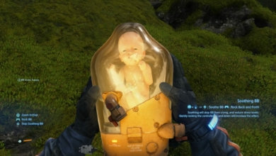Photo of Death Stranding Review: Carrying Your Baggage With You