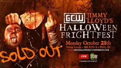 Photo of GCW Jimmy Lloyd's Halloween Frightfest Preview and Predictions