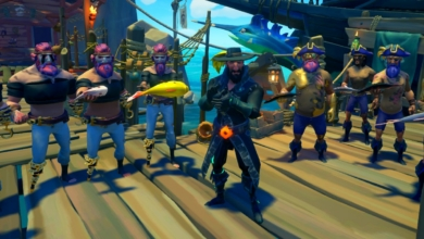 Photo of Sea of Thieves Players Cast Their Lines in Pirate Fishing Competition