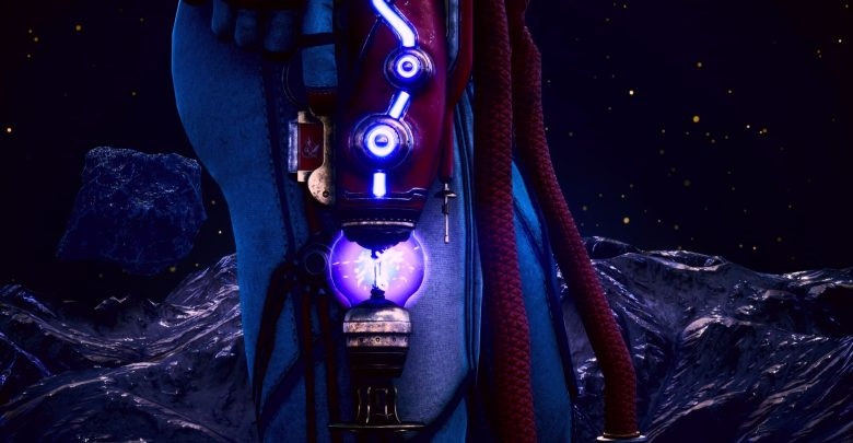 Outer Worlds Shrink Ray