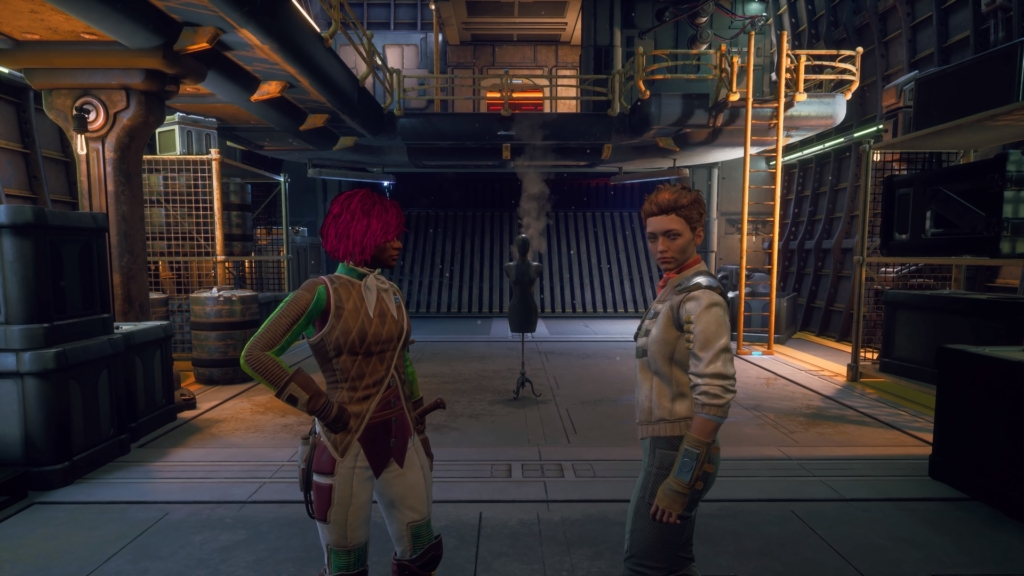 Party Members Outer Worlds Companions