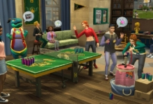 Photo of Next Sims 4 Expansion Adds Keg Stands, Sobbing in Public Bathrooms