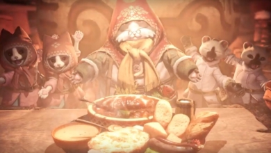 Photo of Cooking With Grammeowster Chef from Monster Hunter World: Iceborne