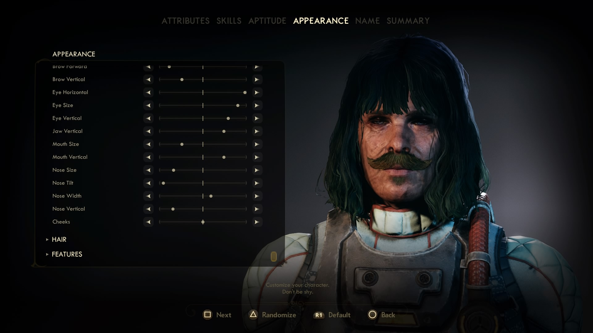 The Outer Worlds Hates My Stupid Ugly Face