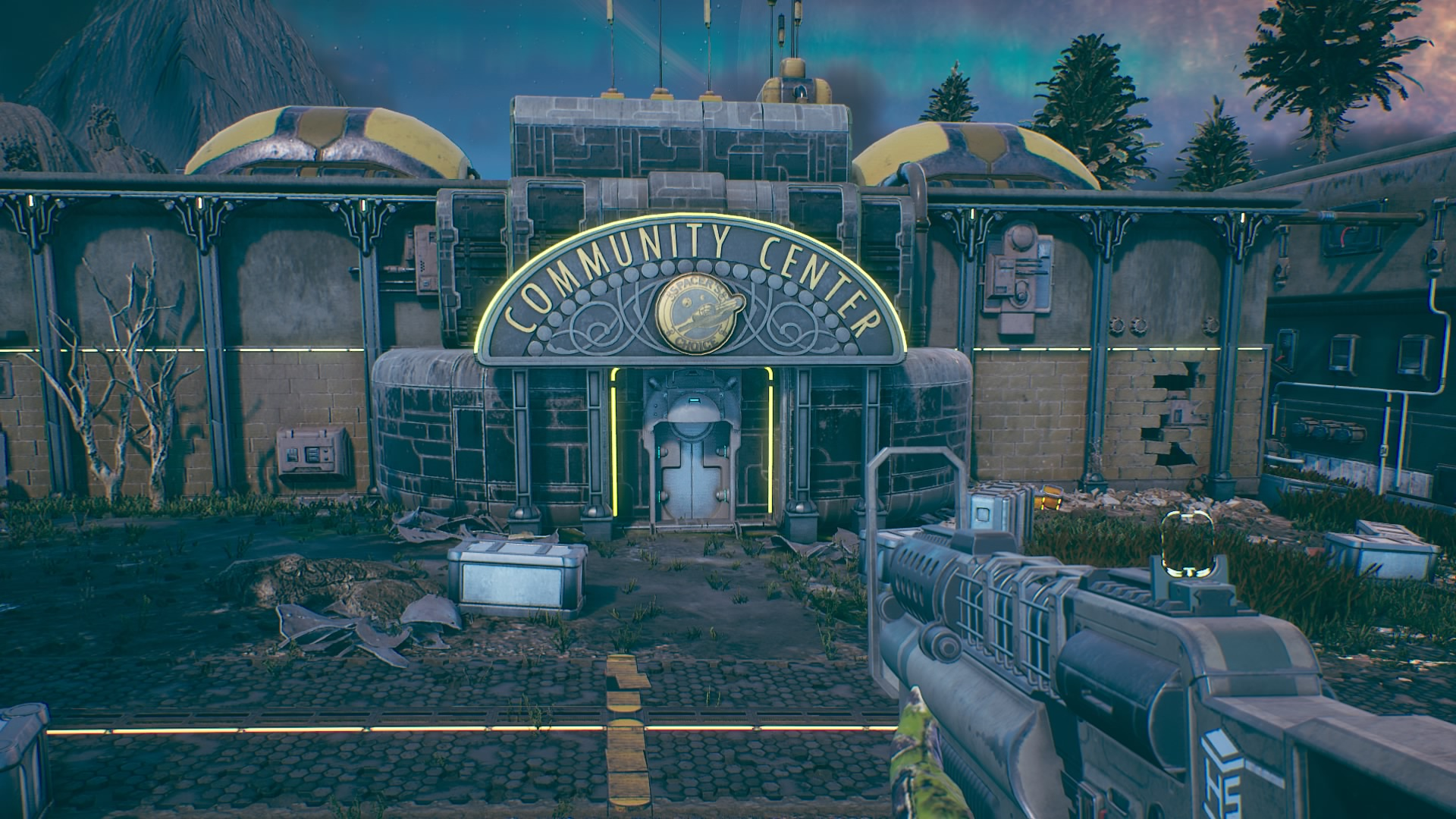 The Outer Worlds: Peril on Gorgon Trophy …