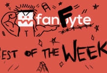 Photo of FanFyte's Best of the Week 10/18/19-10/24/19