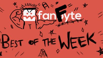 Photo of Fanfyte Best of the Week 11/29/19-12/5/19