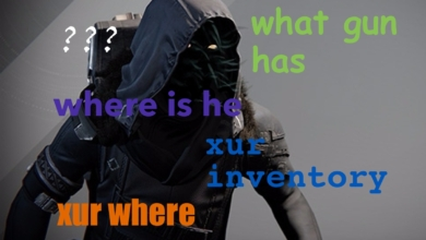 Photo of Where's Xur in Destiny 2? – November 22, 2019