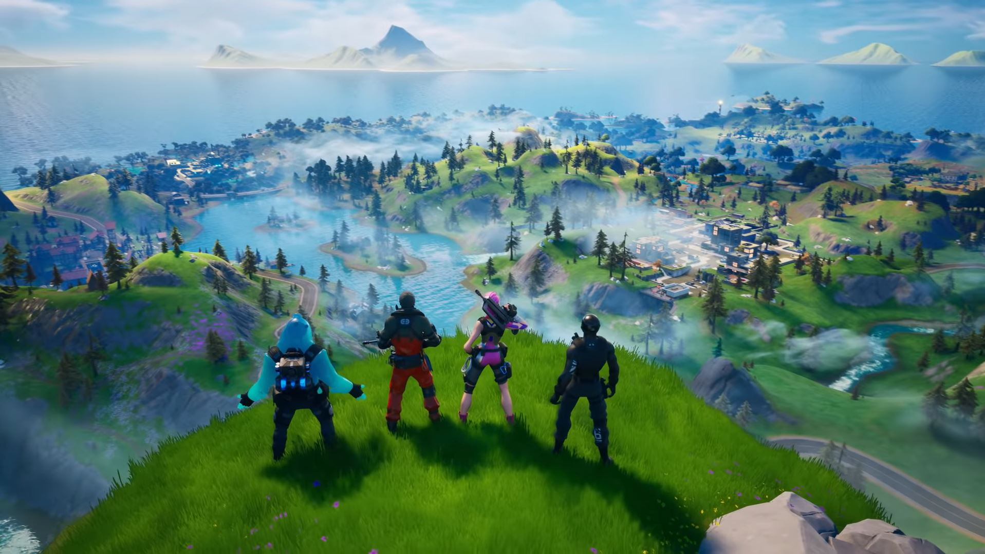 Changes Of Fortnite Chapter 2 You Need To Know
