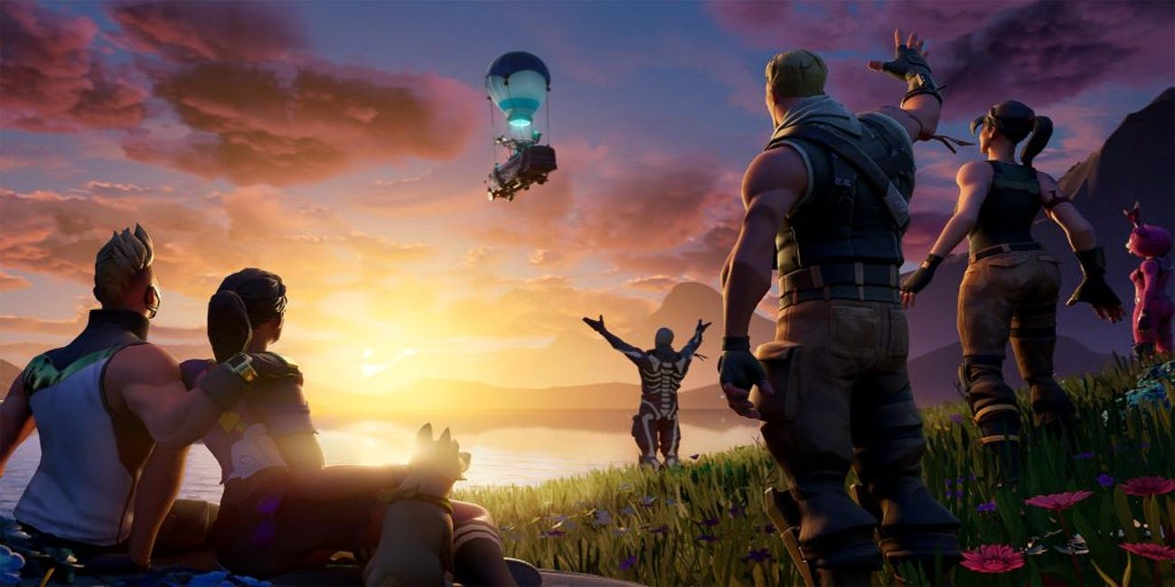 Fortnite Lore Leaks Imply Island Will Be Bombed And Replaced