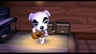 Photo of A Beloved Animal Crossing Character Performed at Nintendo's Splatoon Concert
