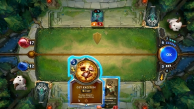 Photo of Legends of Runeterra, the LoL Card Game, Enters Open Beta Jan. 24