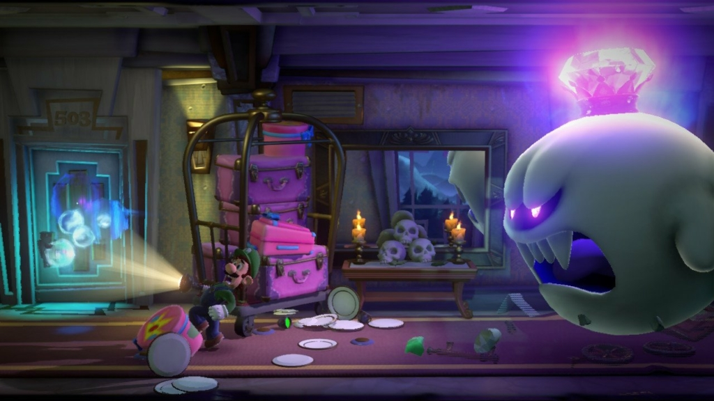 Luigi S Mansion 3 Is A Game About Climate Crisis
