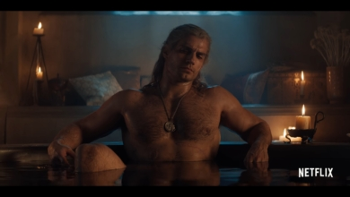 Photo of Netflix's The Witcher, aka Geralt's Bathtub Hour, Debuts December 20