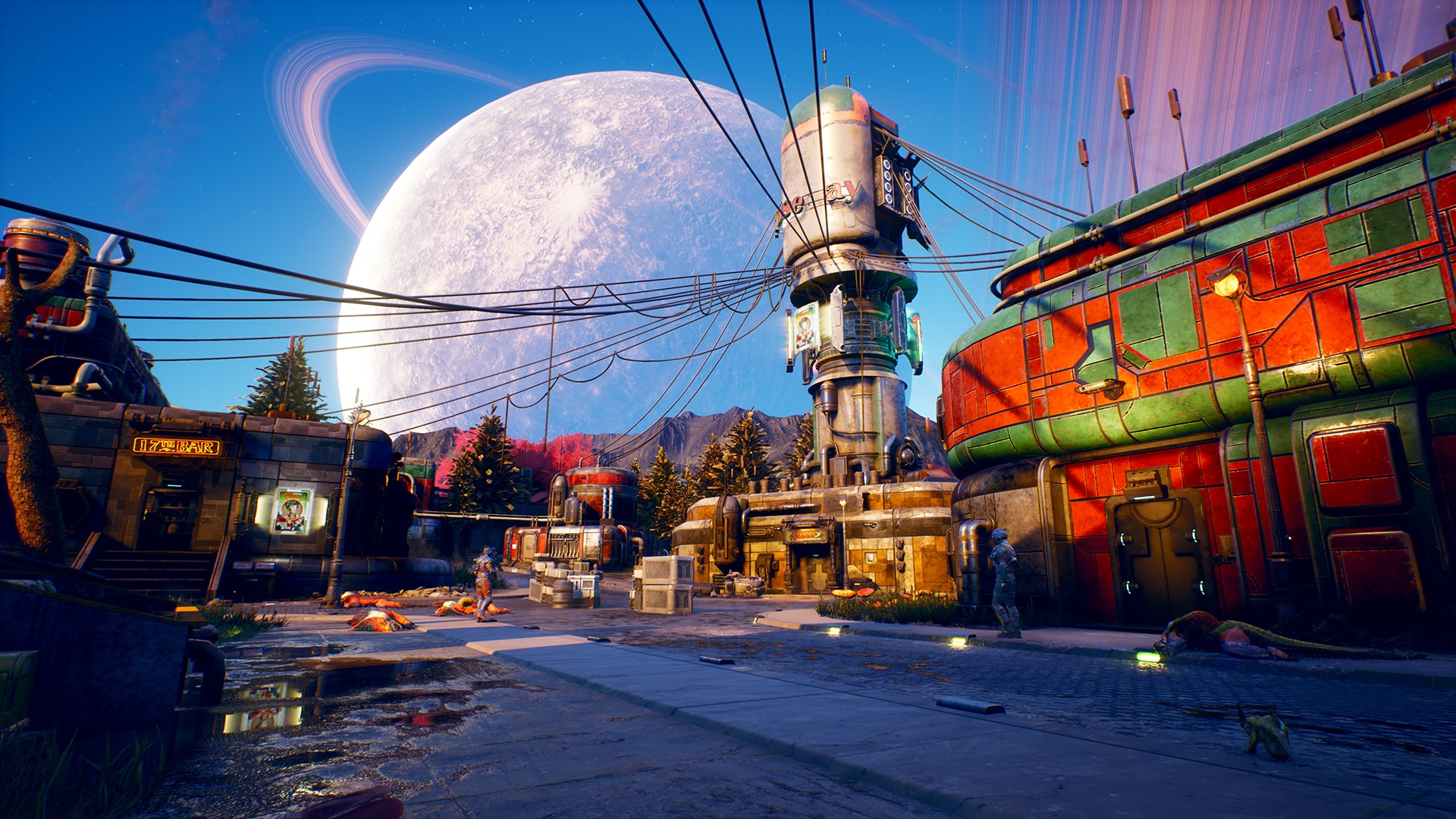 The Outer Worlds The Frightened Engineer Walkthrough Quest Guide The outer worlds is filled with npcs to help, and side missions to finish. the outer worlds the frightened