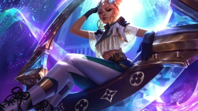 Photo of League Of Legends Peeks Stylish Louis Vuitton And Music Group Collabs