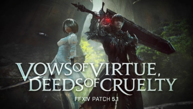Photo of Final Fantasy XIV Patch 5.1 Brings New Game+, Storyline Quests, Nier Collab And A Ton More