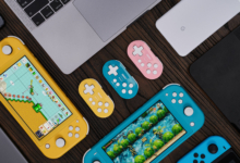 Photo of 8BitDo's Latest Is an Itsy Bitsy Teenie Weenie Micro Switch Controller Thingy