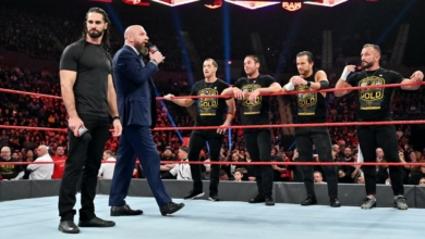 Photo of WWE Recap: NXT is still here (and in England)