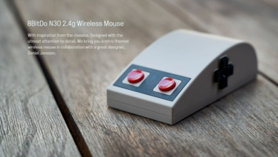 Photo of Daniel Jansson's NES Mouse Is Finally a Real Product That You Can Buy