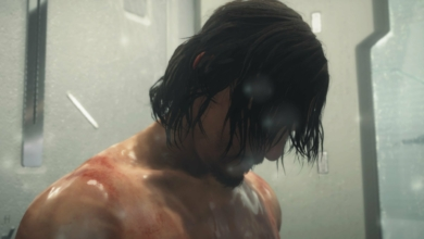 Photo of Showering in Death Stranding: A Review