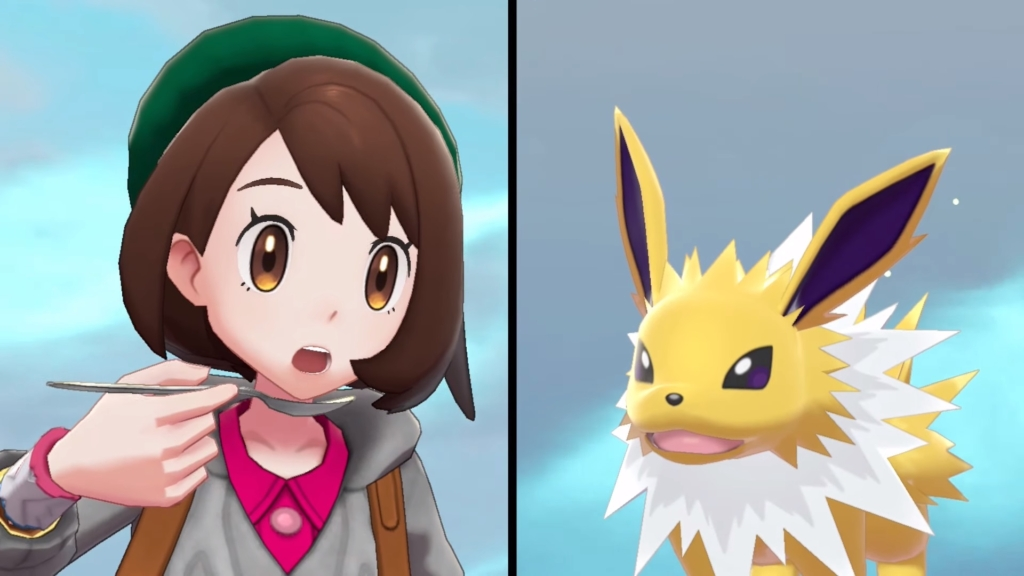 Pokemon Rivals