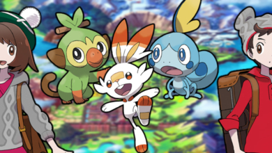 Photo of Pokemon Sword and Shield Starters Evolution Guide – Which Starter Is for You?