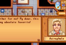 Photo of Stardew Valley Meets Good Omens in a New Mod