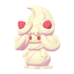 alcremie strawberry